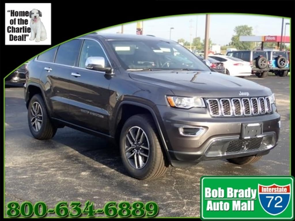 2020 jeep grand cherokee limited 4x4 decatur il springfield champaign bloomington 200041 1c4rjfbg7lc125873 bob brady auto group