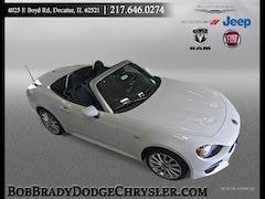 New 2017 FIAT 124 Spider LUSSO Convertible JC1NFAEK5H0106473 for sale in Decatur, IL