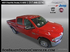 New 2018 Ram 2500 TRADESMAN CREW CAB 4X4 6'4 BOX Crew Cab 3C6UR5CJ4JG381025 for sale in Decatur, IL