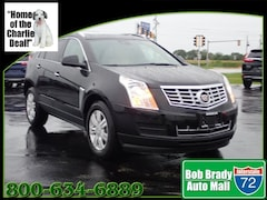 Used 2016 Cadillac SRX Luxury Collection Luxury Collection  SUV for sale in Decatur, IL