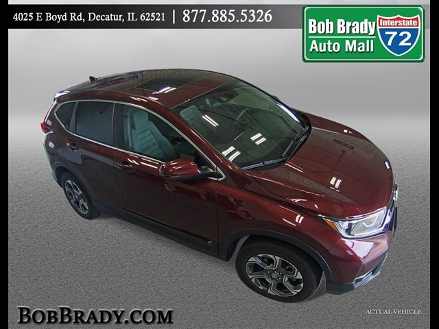 2017 Honda CR-V EX AWD EX  SUV for sale in Decatur, IL