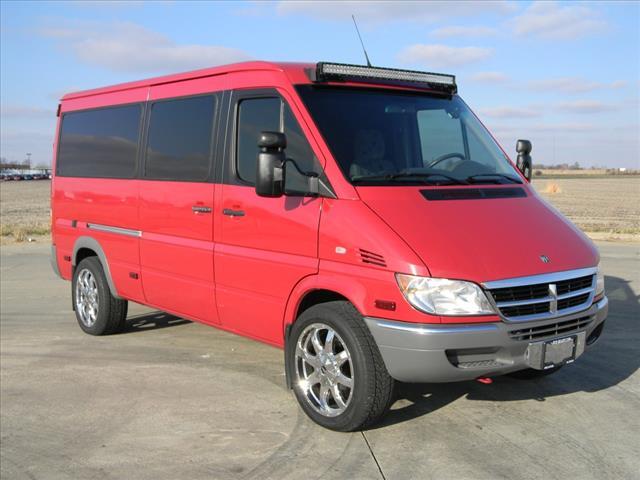 2006 Dodge Sprinter Extended Van