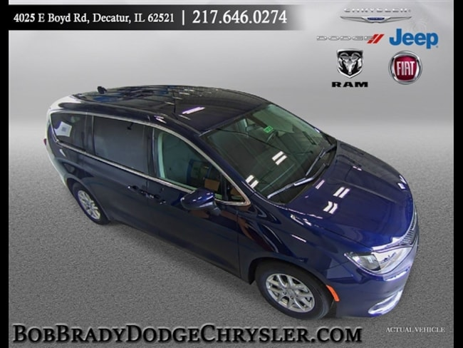 New 2019 Chrysler Pacifica LX Passenger Van in Decatur, IL