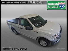Used 2017 Ford F-150 Regular Cab for sale in Decatur, IL