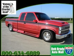 1991 Chevrolet C/K 1500 Series Extended Cab Pickup