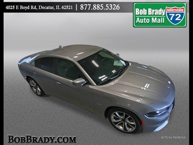 Used 2016 Dodge Charger R/T R/T  Sedan in Decatur, IL