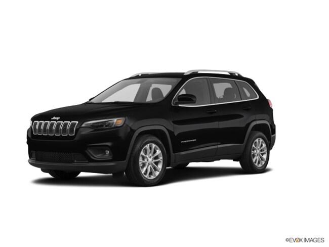 New 2019 Jeep Cherokee LATITUDE 4X4 Sport Utility in Decatur, IL