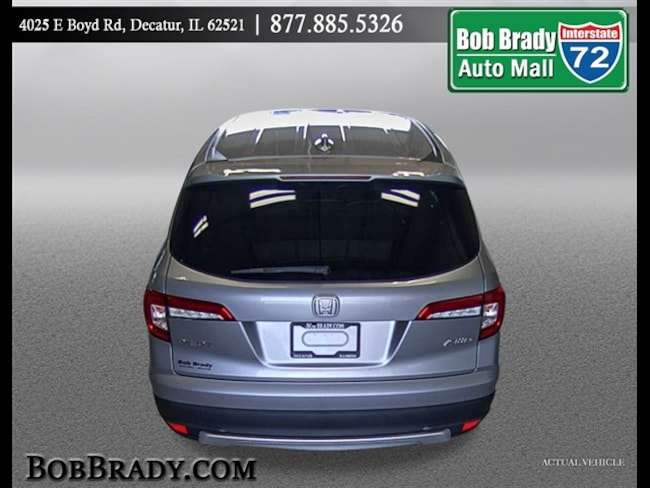Bob Brady Honda >> Decatur Used 2019 Honda Pilot For Sale Il Decatur Springfield Champaign Bloomington Am5292a 5fnyf6h52kb041173