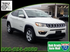 New 2020 Jeep Compass LATITUDE FWD Sport Utility for sale in Decatur, IL