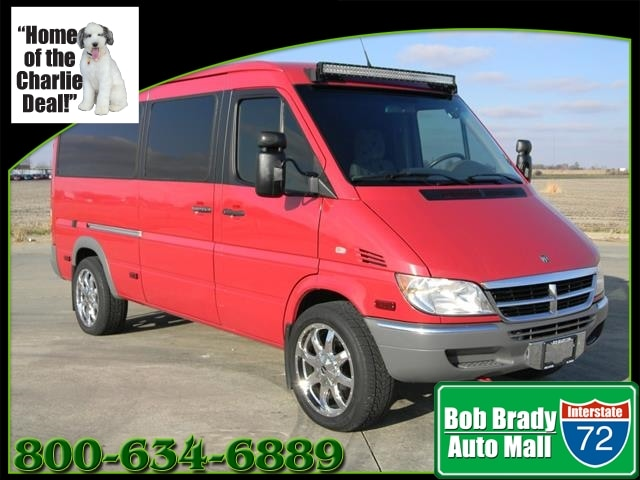 2006 Dodge Sprinter Extended Van for sale in Decatur, IL