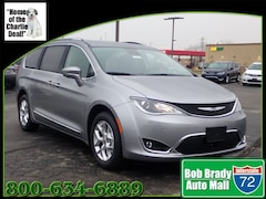 New 2020 Chrysler Pacifica TOURING L PLUS Passenger Van for sale in Decatur, IL