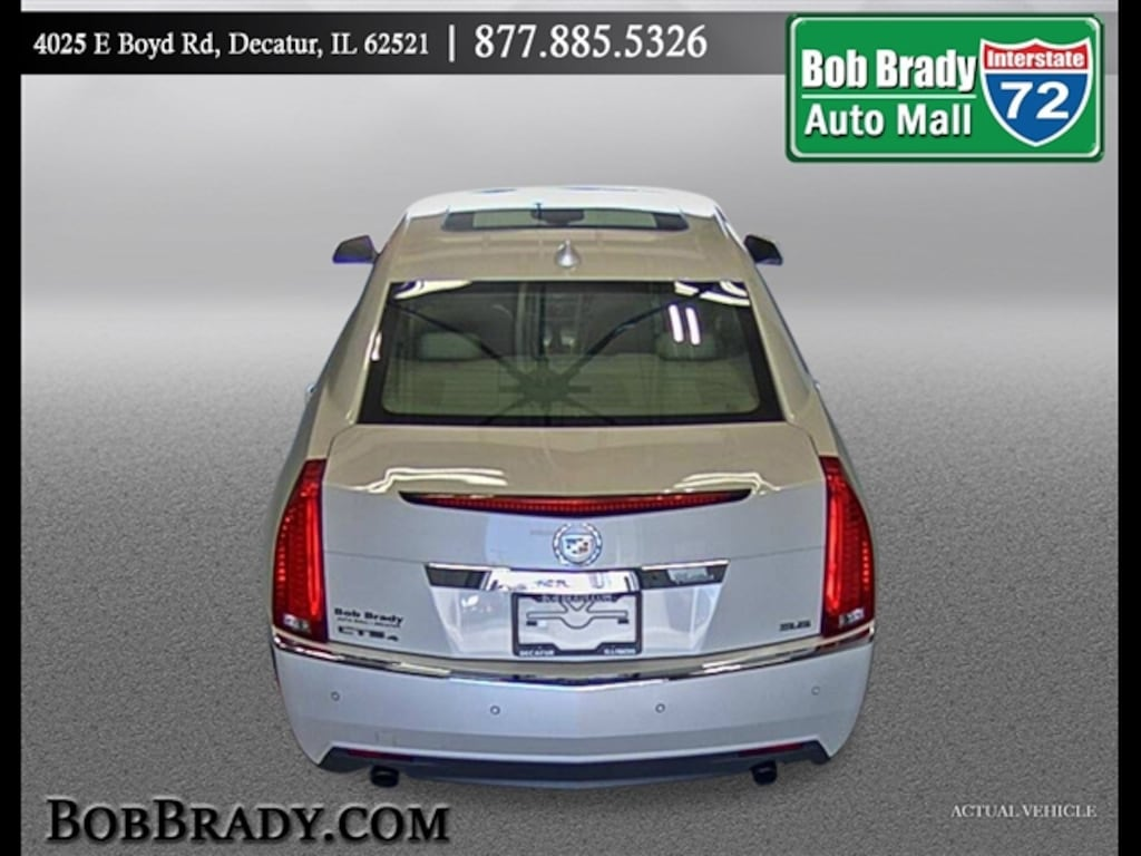 Decatur Used 2013 Cadillac CTS for Sale IL, Decatur, Springfield,  Champaign, Bloomington, 180529A, 1G6DS5E38D0179800