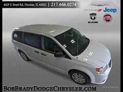 New 2019 Dodge Grand Caravan SE Passenger Van 2C4RDGBG1KR500787 for sale in Decatur, IL