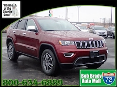 New 2020 Jeep Grand Cherokee LIMITED 4X4 Sport Utility for sale in Decatur, IL