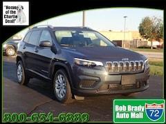New 2020 Jeep Cherokee LATITUDE FWD Sport Utility for sale in Decatur, IL