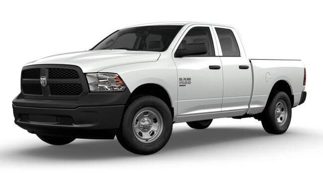 New 2019 Ram 1500 CLASSIC TRADESMAN QUAD CAB 4X2 6'4 BOX Quad Cab in Decatur, IL