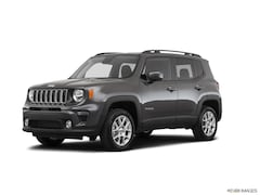 New 2020 Jeep Renegade LATITUDE FWD Sport Utility for sale in Decatur, IL