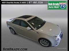 Used 2013 Cadillac CTS Premium AWD 3.6L Premium  Sedan for sale in Decatur, IL