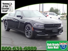 New 2019 Dodge Charger SXT RWD Sedan 2C3CDXBGXKH692677 for sale in Decatur, IL