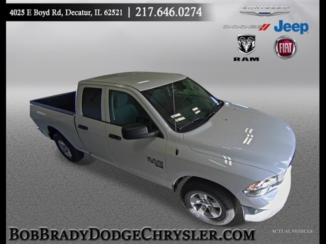 New 2019 Ram 1500 CLASSIC TRADESMAN QUAD CAB 4X2 6'4 BOX Quad Cab in Decatur, IL