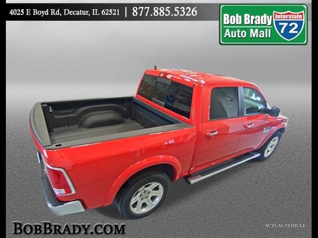 Car Dealerships Decatur Il >> 2016 Ram 1500 Longhorn for Sale in Decatur, IL, Springfield, Champaign, Bloomington, 190197A ...