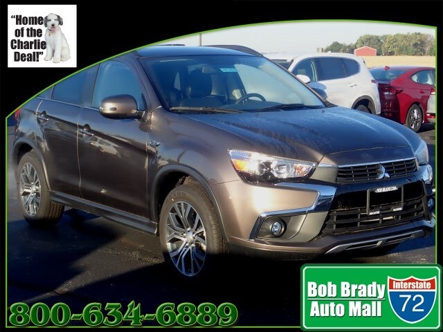 Featured Used 2017 Mitsubishi Outlander Sport 2.4 SEL CUV for sale in Decatur, IL