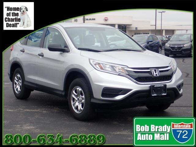 2016 Honda CR-V LX AWD SUV for sale in Decatur, IL