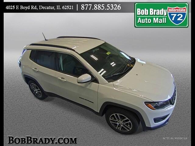 2018 Jeep Compass Latitude FWD SUV for sale in Decatur, IL
