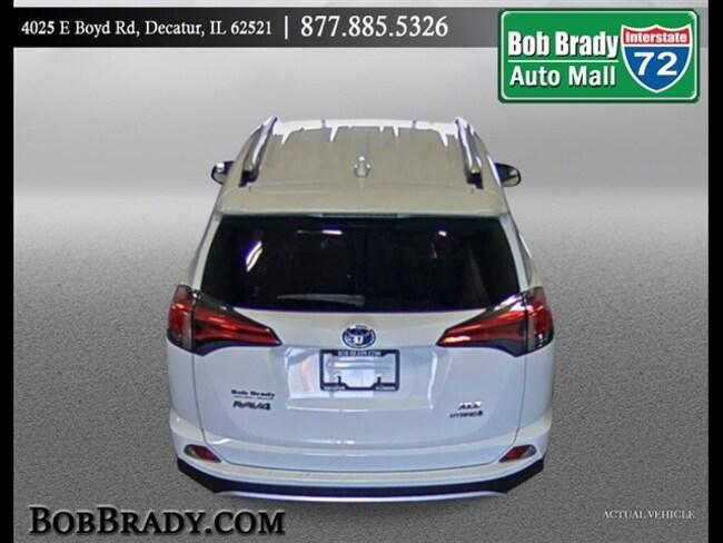 Car Dealerships Decatur Il >> 2016 Toyota RAV4 Hybrid XLE for Sale in Decatur, IL, Springfield, Champaign, Bloomington ...