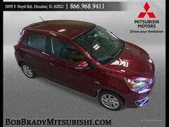 2018 Mitsubishi Mirage SE Hatchback