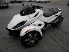 2010 Can-Am Spyder Not Specified