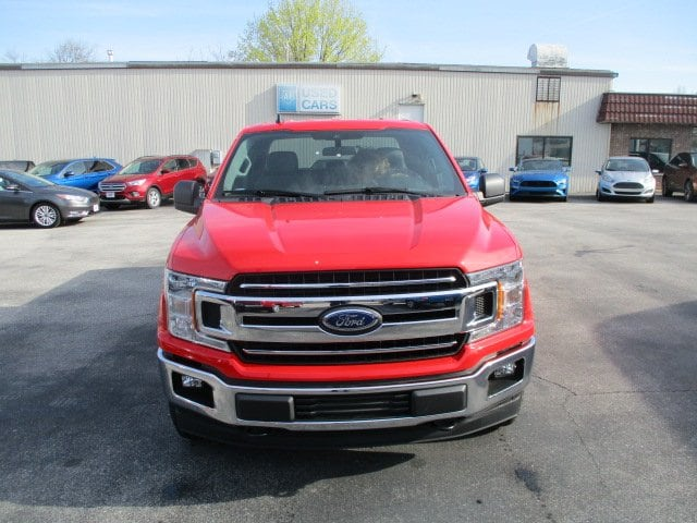 New 2019 Ford F-150 For Sale | Clay City IN | VIN #1FTEX1EB3KKD34550