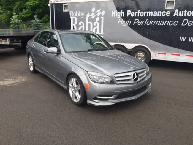 2011 Mercedes-Benz C-Class C300 4MATIC Sport Sedan
