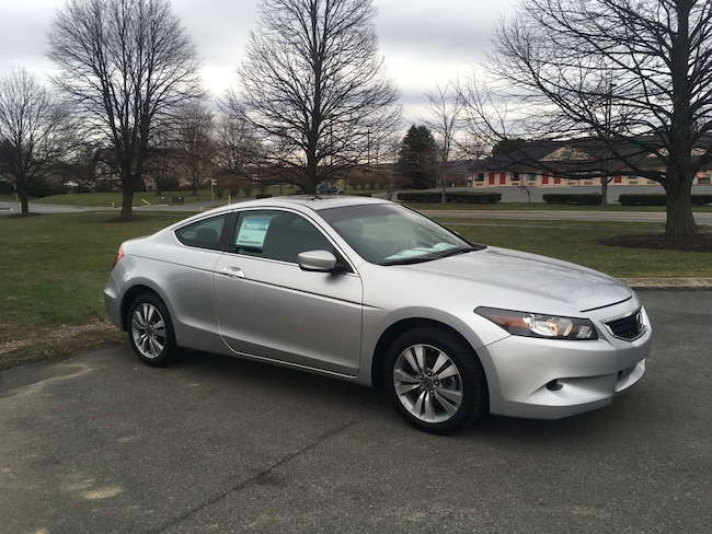 2009 Honda Accord 2.4 EX Coupe