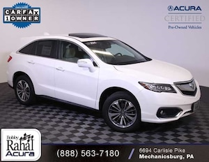 2016 Acura RDX RDX AWD with Advance Package