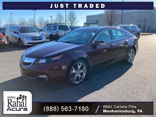2013 Acura TL 3.7 w/Advance Package (A6) Sedan