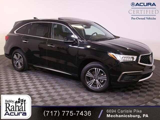 2017 Acura MDX Stock Number AP2512