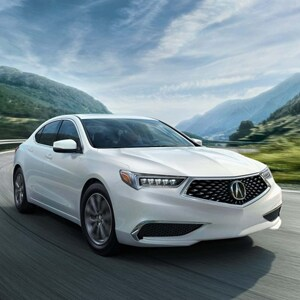 2018 Acura TLX V6 Handling