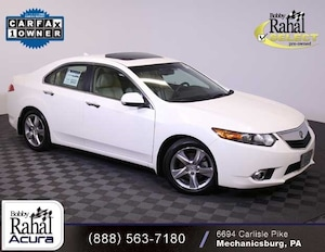 2011 Acura TSX TSX 5-Speed Automatic
