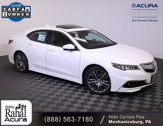 2016 Acura TLX Stock Number AP2296
