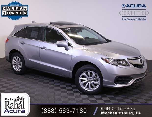 2017 Acura RDX V6 AWD with Technology Package SUV