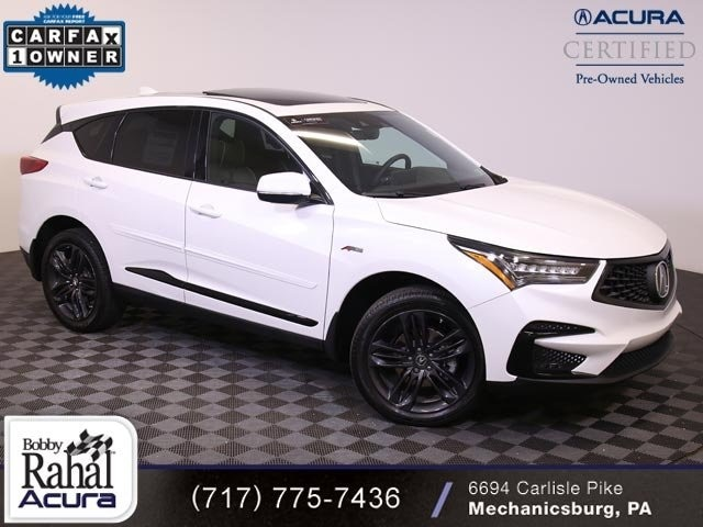 2021 Acura RDX Stock Number A2540