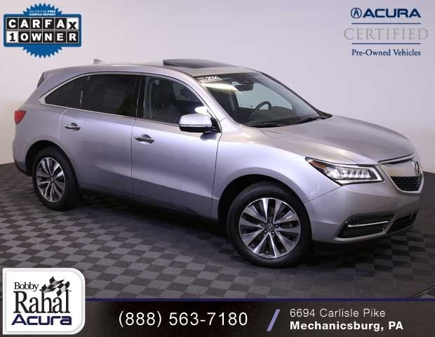 2016 Acura MDX Stock Number AP2310