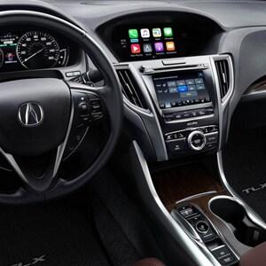 2018 Acura TLX V6 Interior