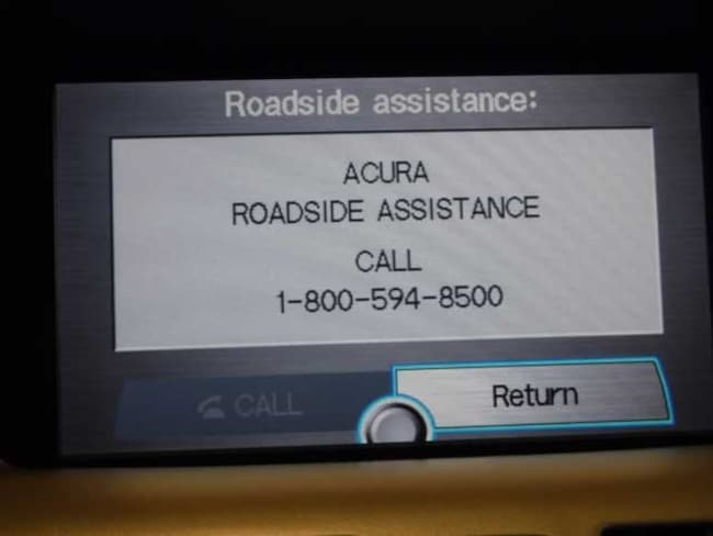 Acura Roadside Assistance >> Used 2009 Acura Mdx For Sale At Bobby Rahal Acura Vin