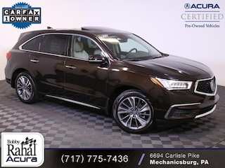 2017 Acura MDX V6 SH-AWD with Technology Package SUV