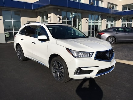 2020 Acura MDX SH-AWD with Advance Package SUV