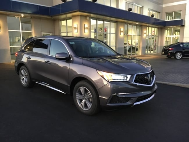 2020 Acura MDX SH-AWD SUV