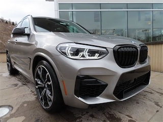 2020 BMW X3 M Competition Competition Sports Activity Vehicle