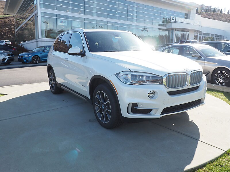 2018 BMW X5 Series xDrive40e xDrive40e iPerformance Sports Activity Vehicle